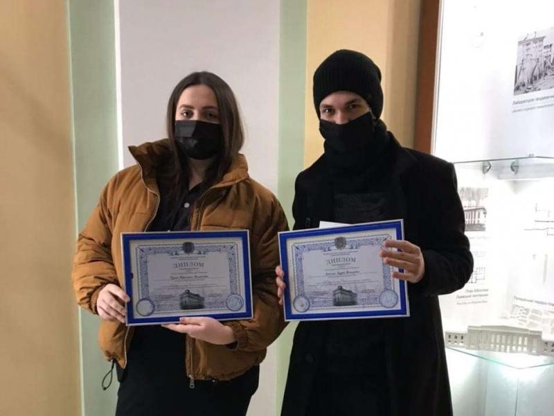 Премію імені В'ячеслава Чорновола вручили лісотехнікам