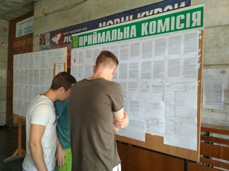Найпопулярніша спеціальність серед абітурієнтів-2017 в НЛТУ України