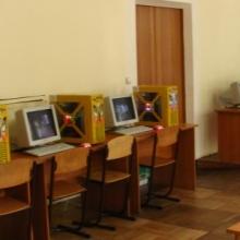 Навчальна лабораторія Комп'ютерного проектування